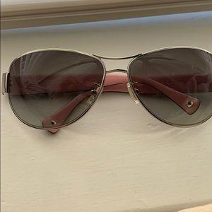 Vintage coach sunglasses